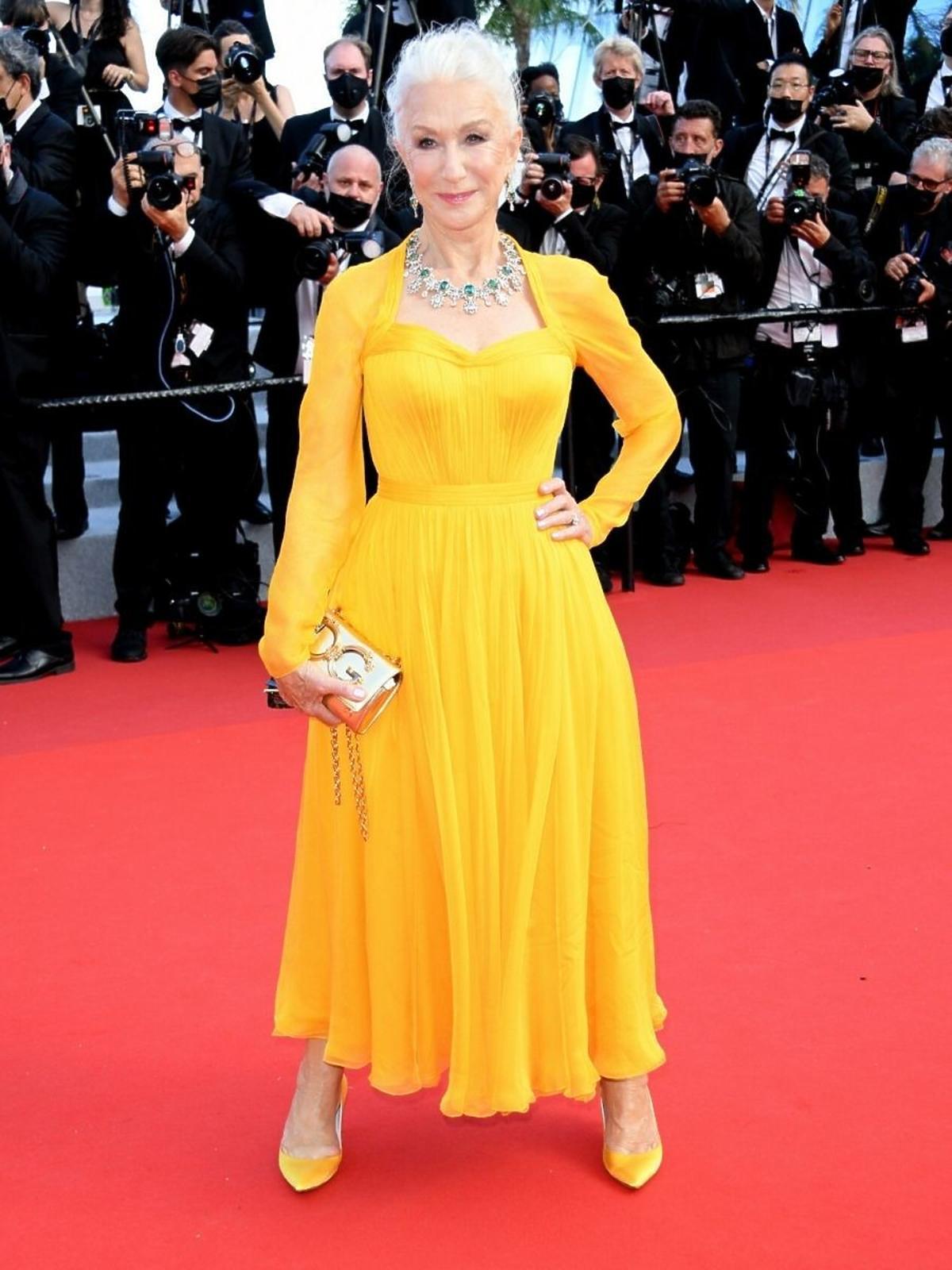 Cannes 2021: Helen Mirren