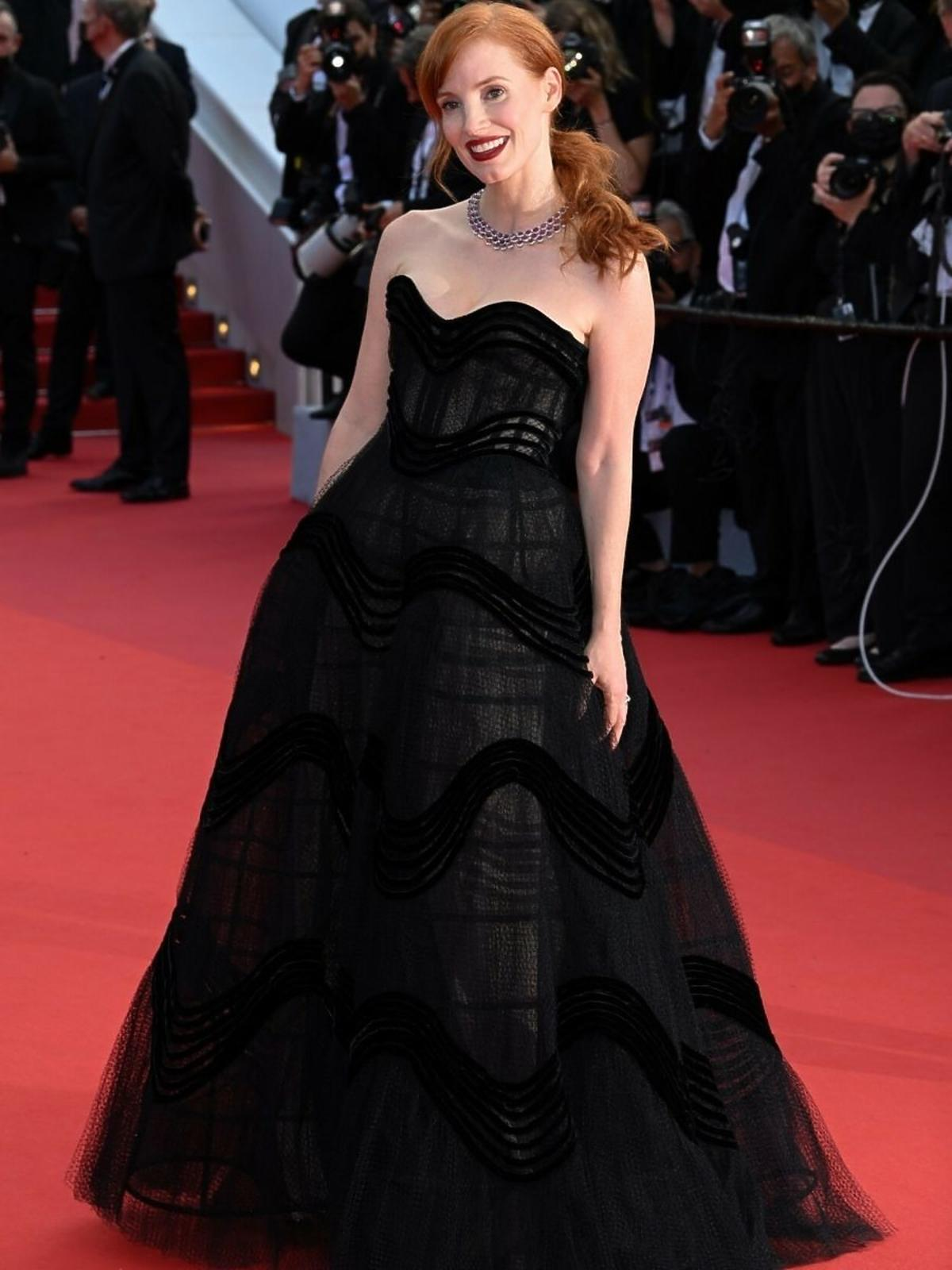 Cannes 2021: Jessica Chastain