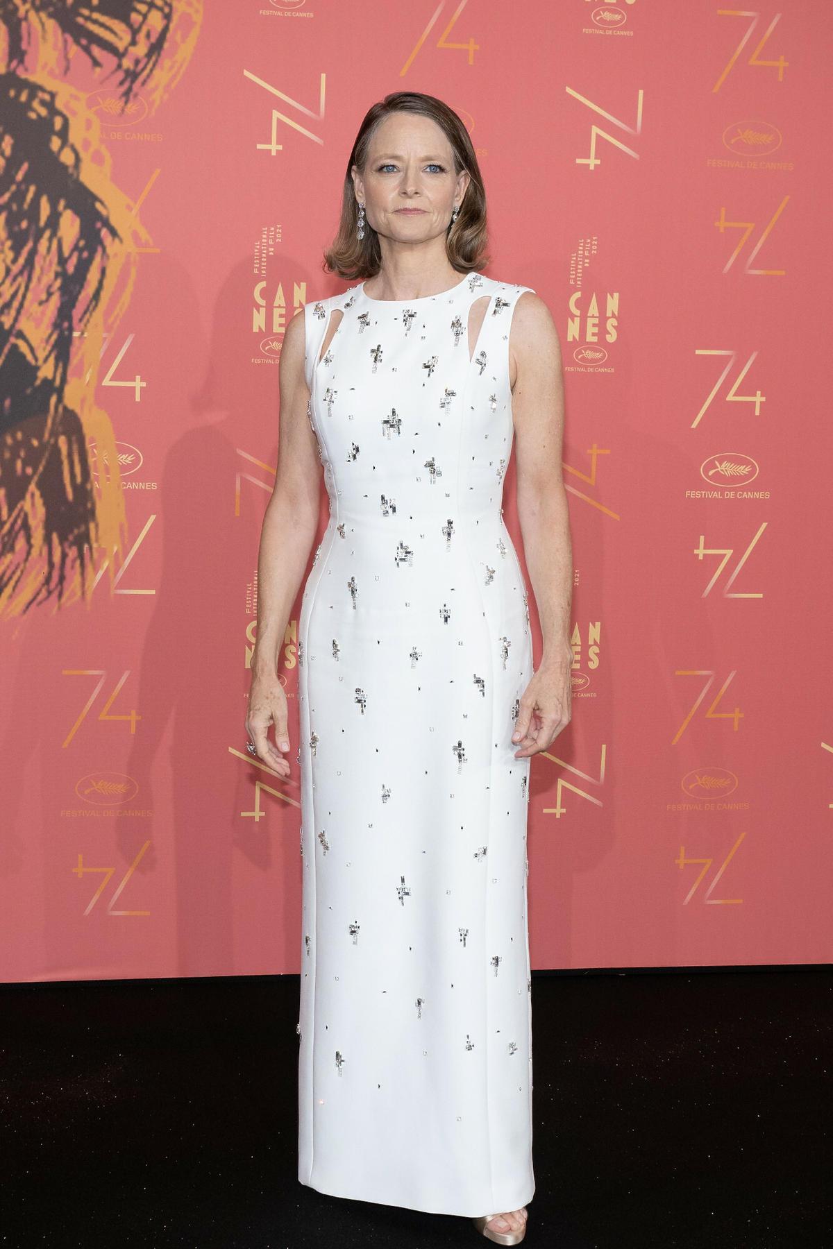 Cannes 2021: Jodie Foster