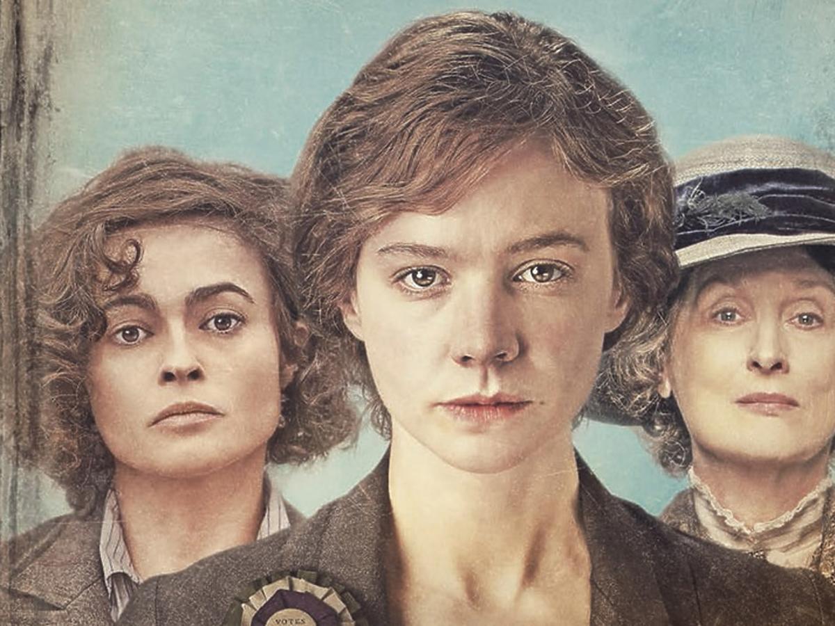 Carey Mulligan, Helena Bonham Carter i Meryl Streep w strojach z epoki w filmie Sufrażystka