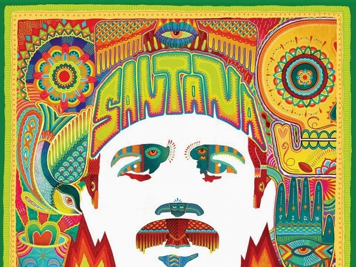 Carlos Santana Corazon płyta