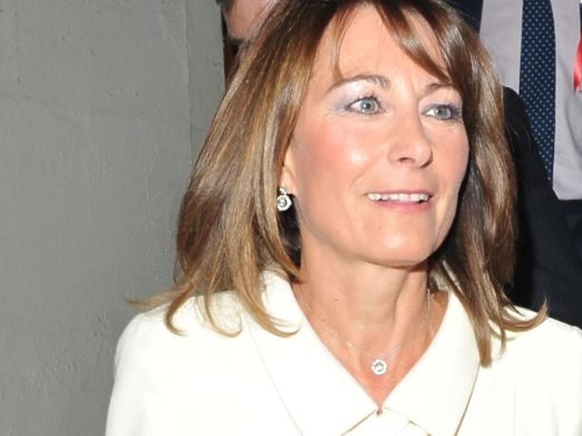 Carole Middleton chce zarobić na ciąży córki