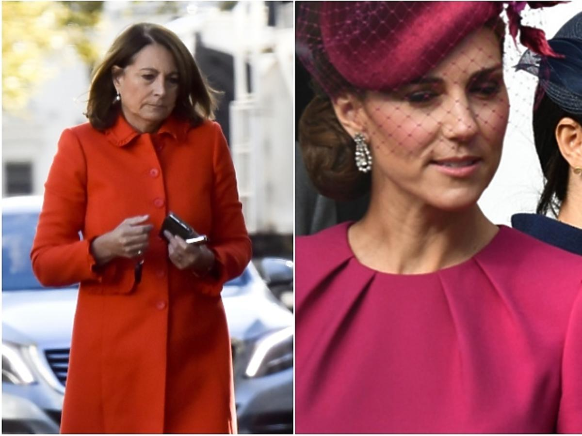 Carole Middleton, księżna Kate, Meghan Markle