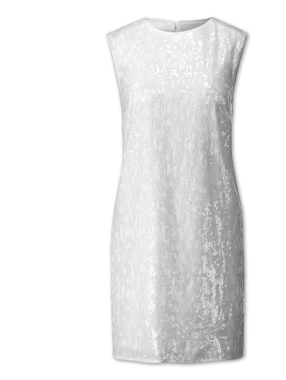 Cekinowa sukienka, C&A, przeceniona z 179,00 zł na 125,30 zł