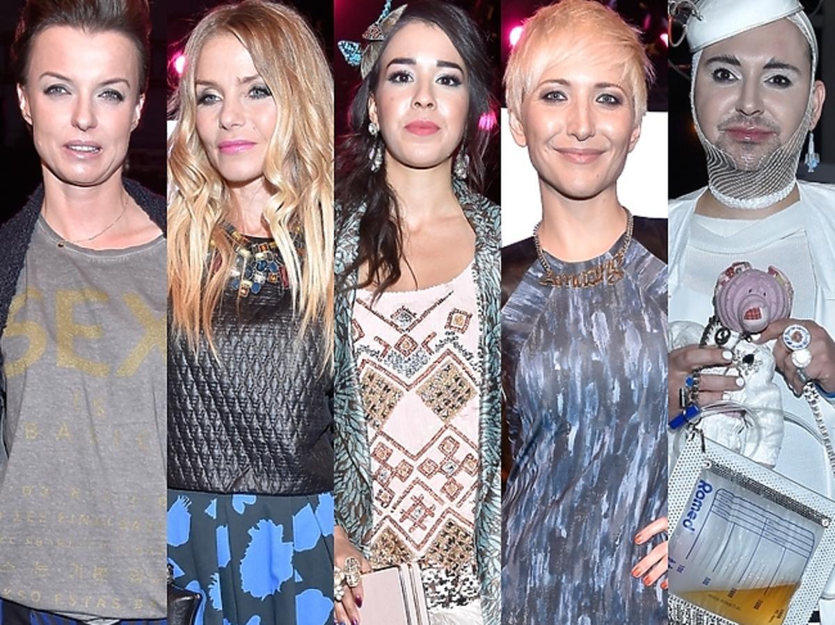 Celebryci na Fashion Week Poland 2014