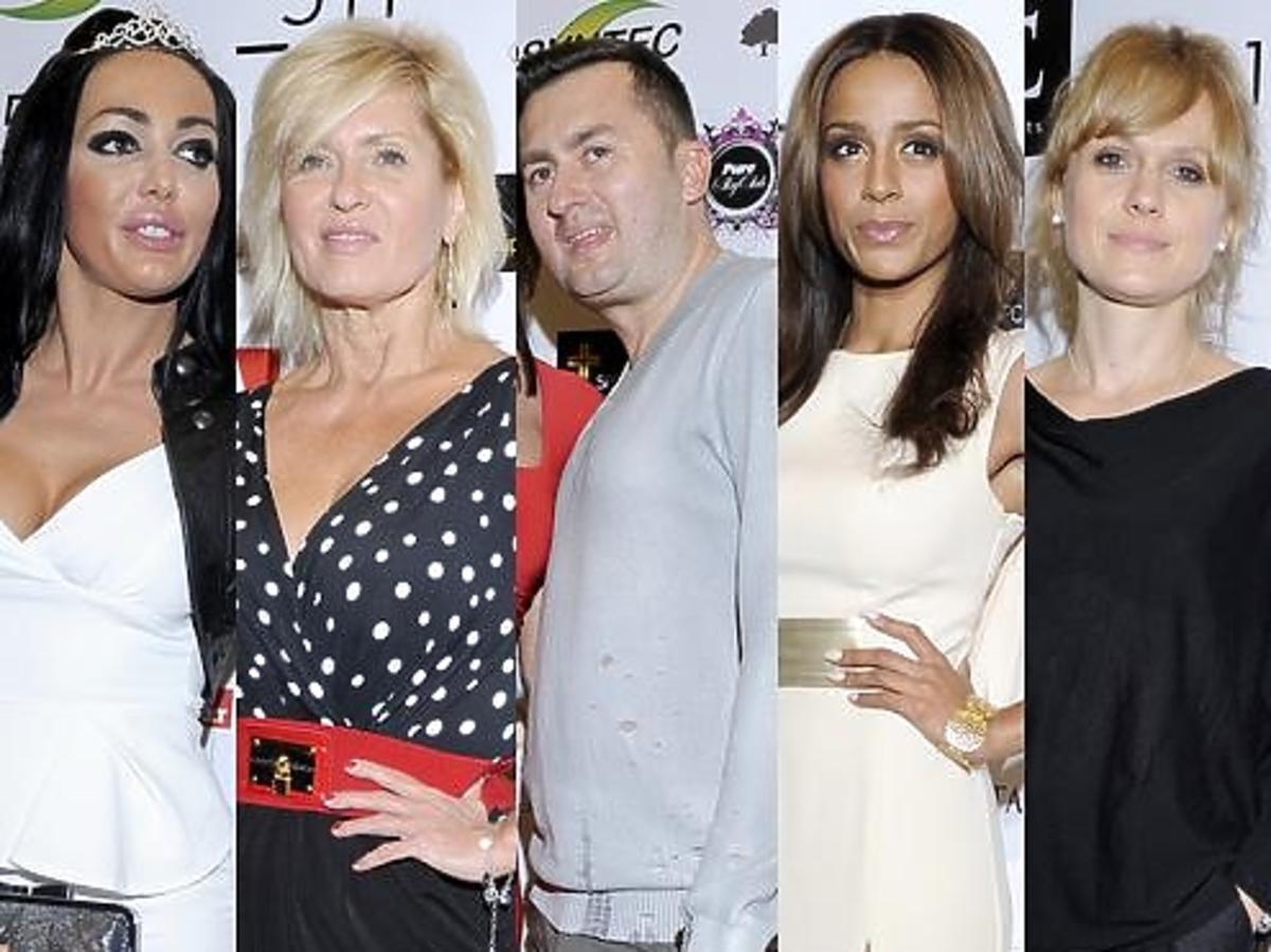 Celebryci na gali Luksusowa Marka Roku 2012