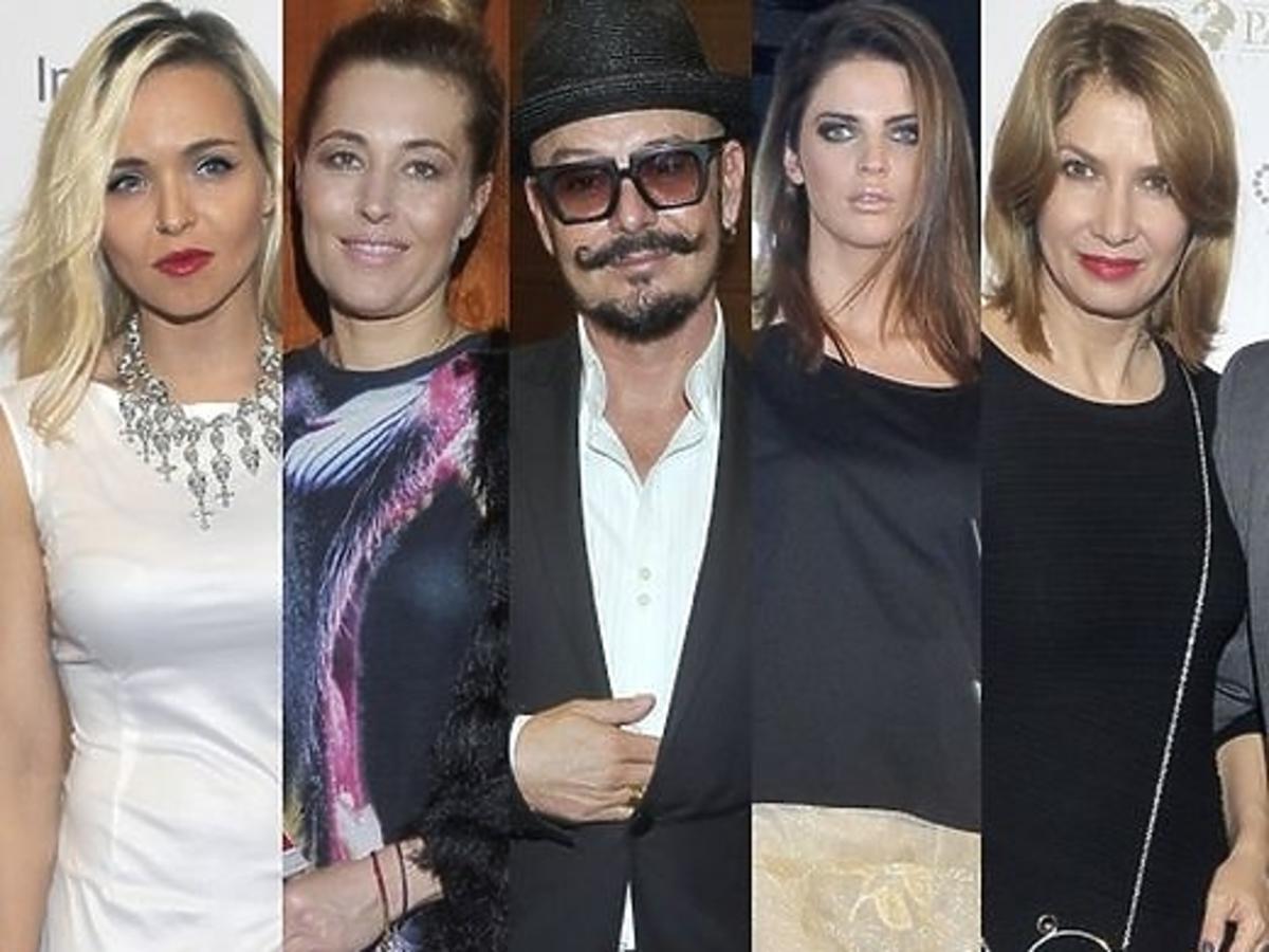 Celebryci na gali Luksusowa Marka Roku 2013