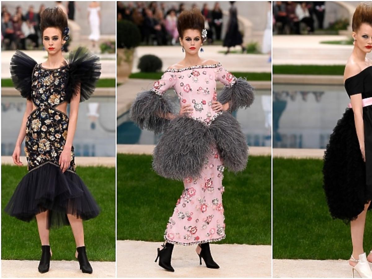 Chanel haute couture wiosna-lato 2019