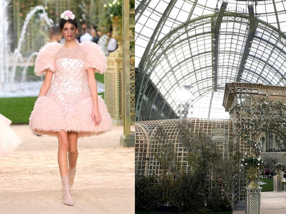 Chanel haute couture wiosna/lato 18