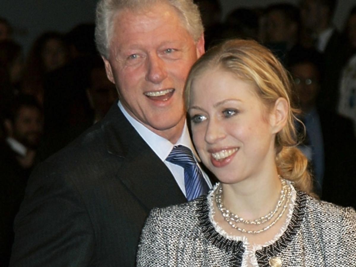 Chelsea Clinton jest w ciąży