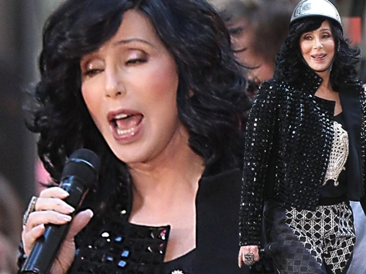Cher w The Today Show