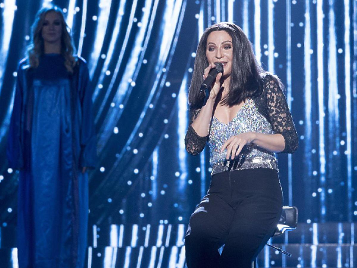 Cher w Twoja twarz brzmi znajomo - kto się wcielił?