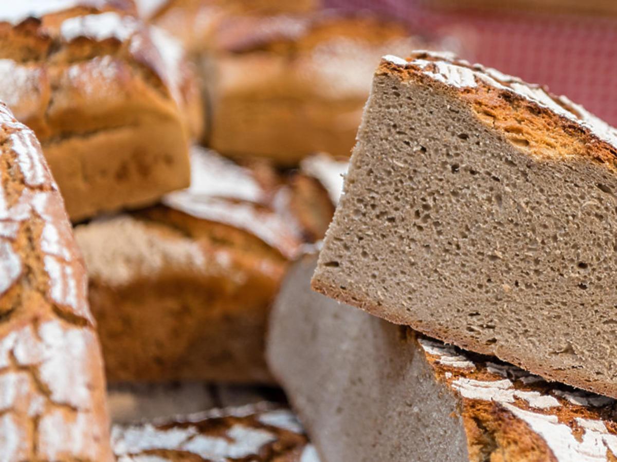 Chleb domowy, bochenek