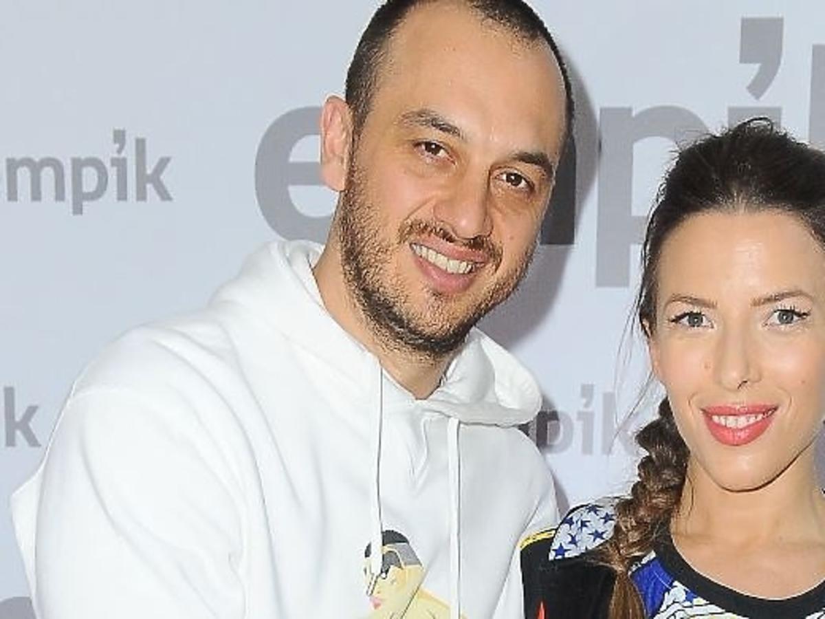 Chodakowska z mężem promuje nową książkę