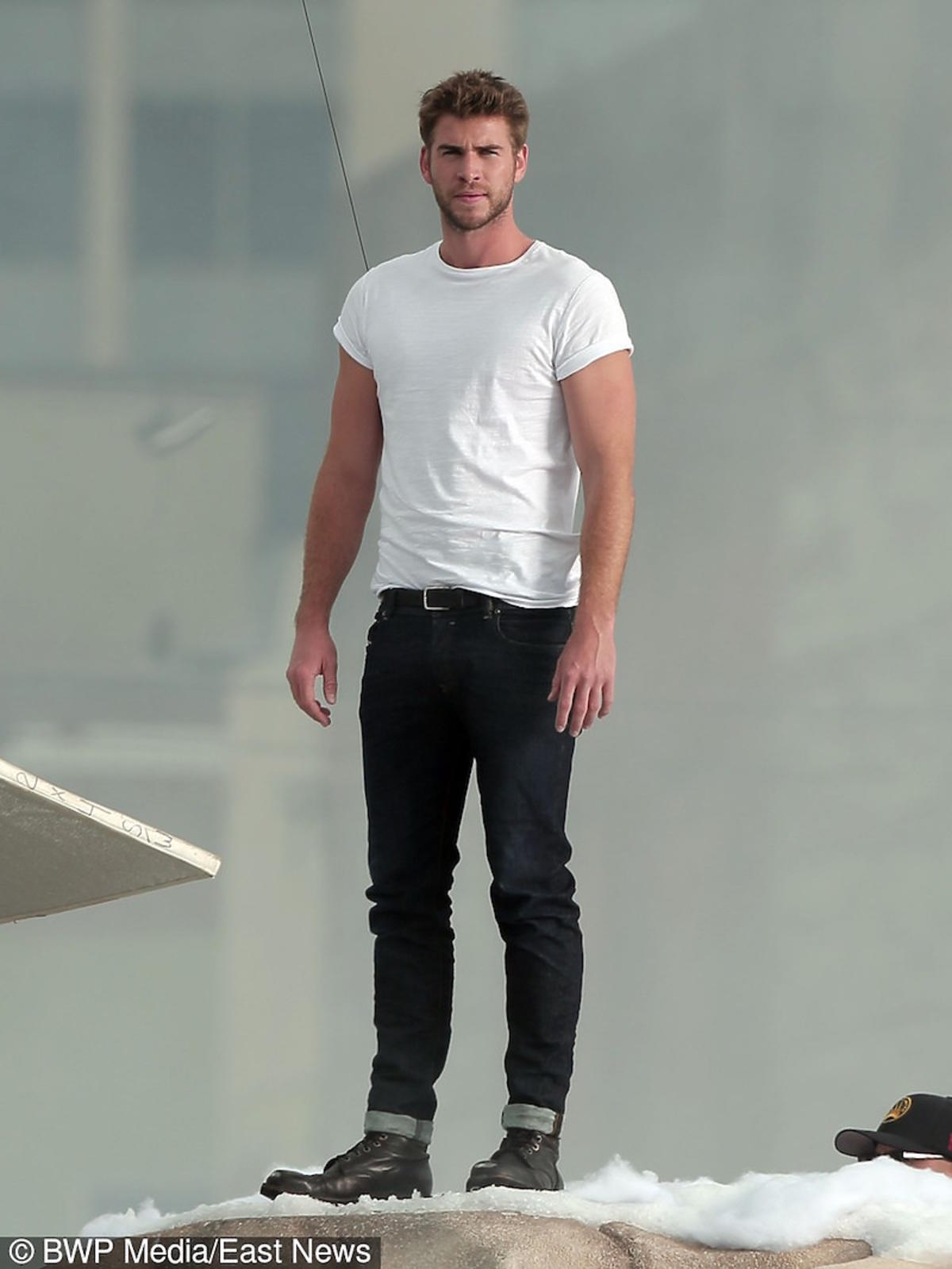 Chris Hemsworth - on mógł zagrać Christiana Greya