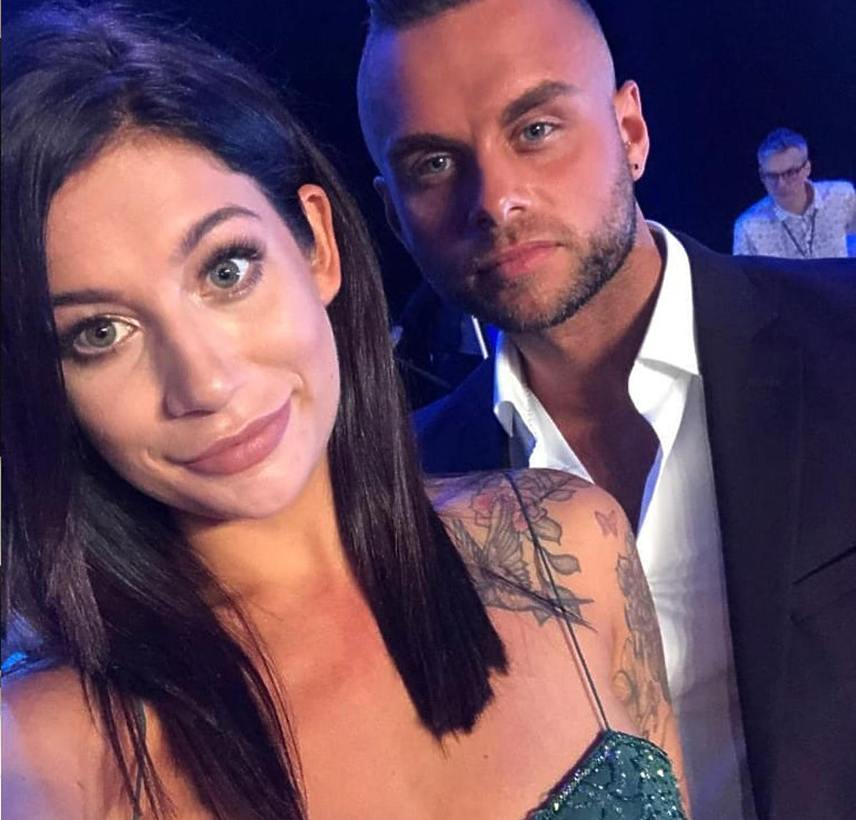 Chris i Marietta rozstali się w Hotelu Paradise
