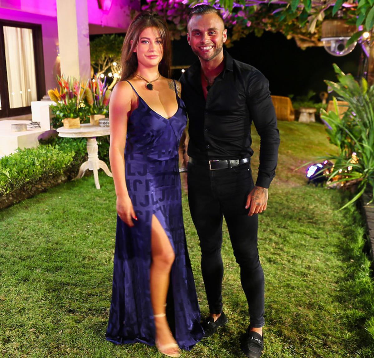 Chris i Marietta w finale Hotelu Paradise