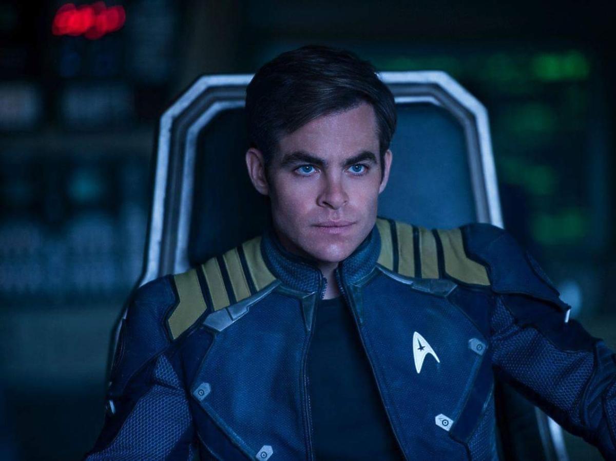 Chris Pine w filmie Star Trek W nieznane