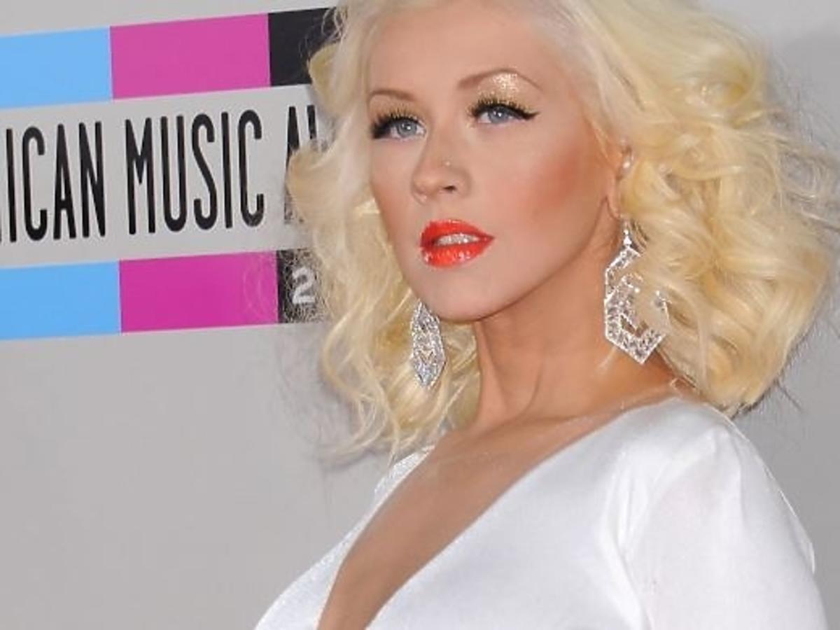 Christina Aguilera zmieniła kolor włosów