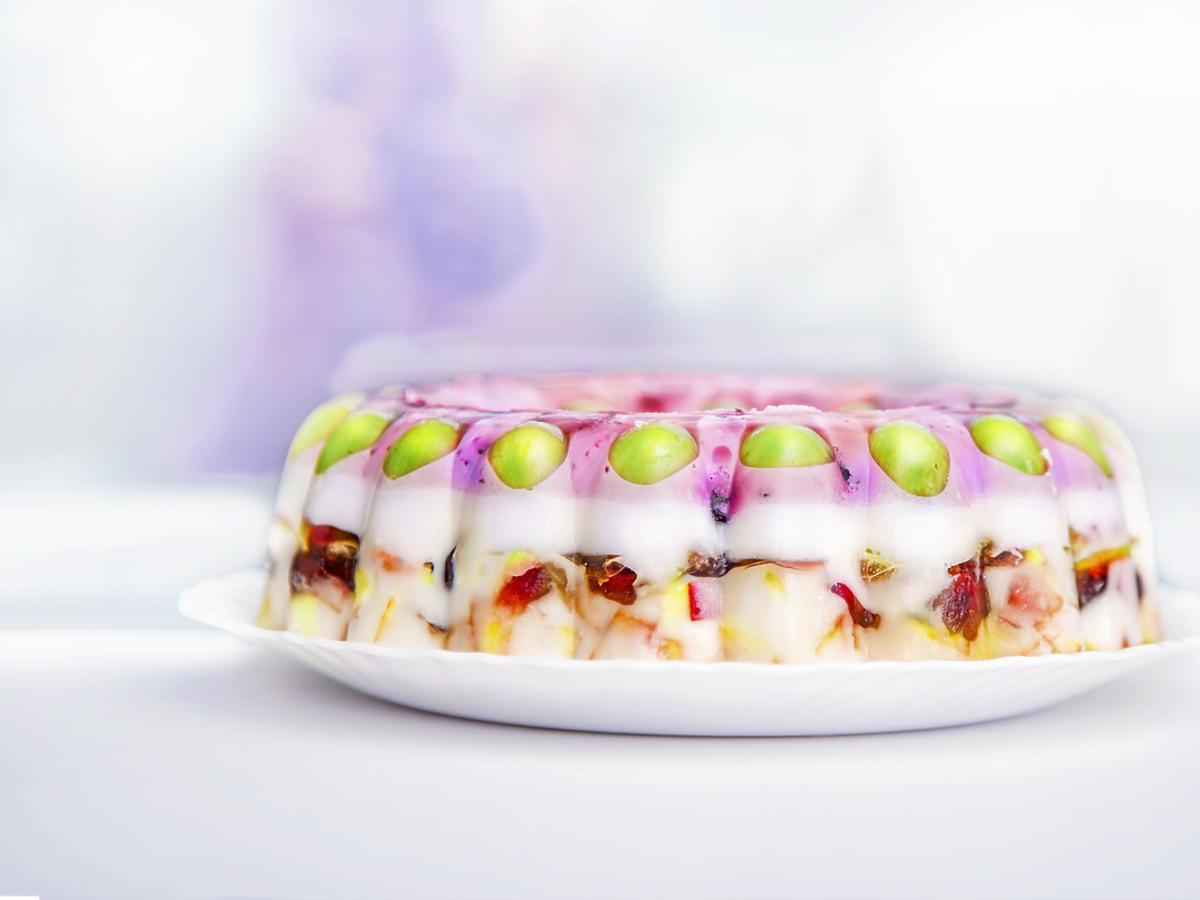 ciasto z pomelo