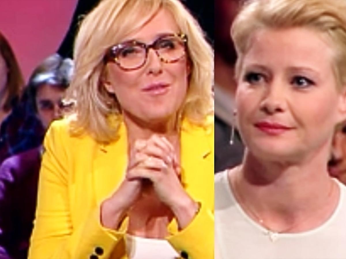 Ciężarna Małgorzata Kożuchowska na planie programu Świat Się Kręci
