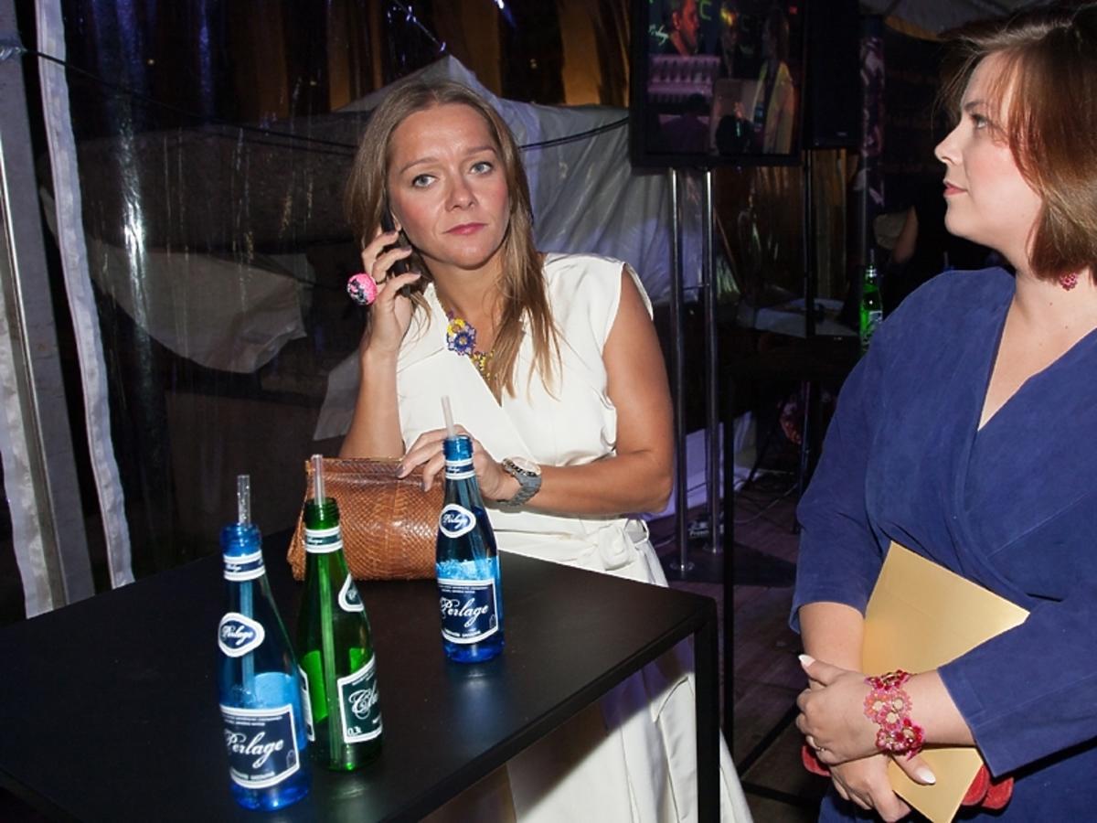 Cisowianka Perlage na Flesz Fashion Night