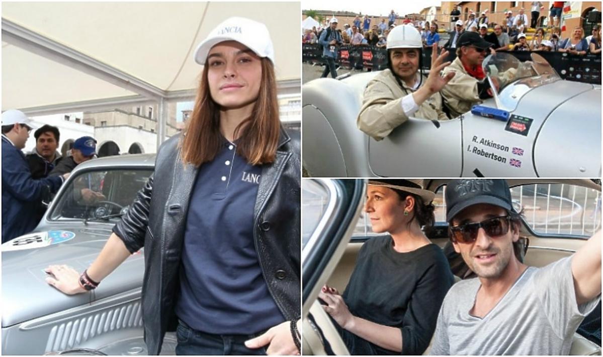 Cisowianka Perlage na Mille Miglia
