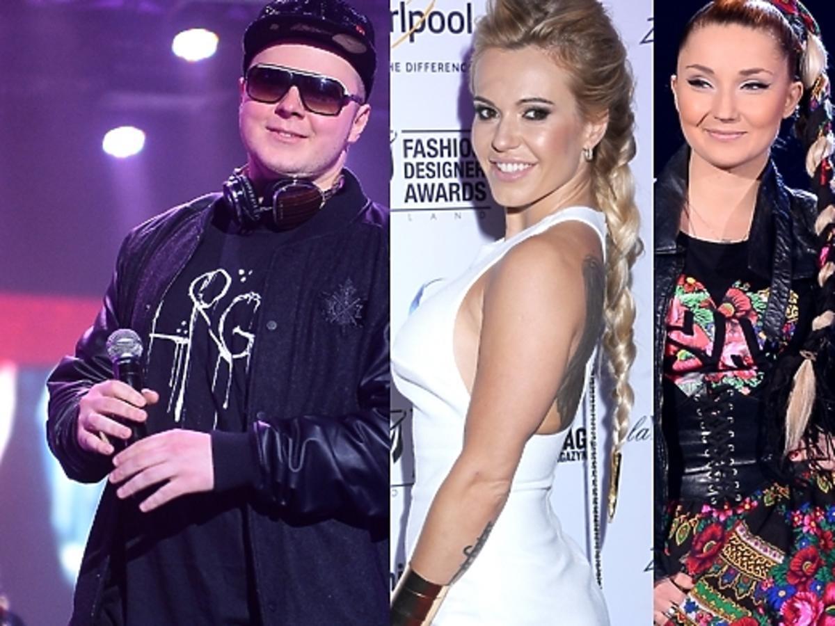 Cleo i Donatan wspierają Dodę w plebiscycie World Music Awards