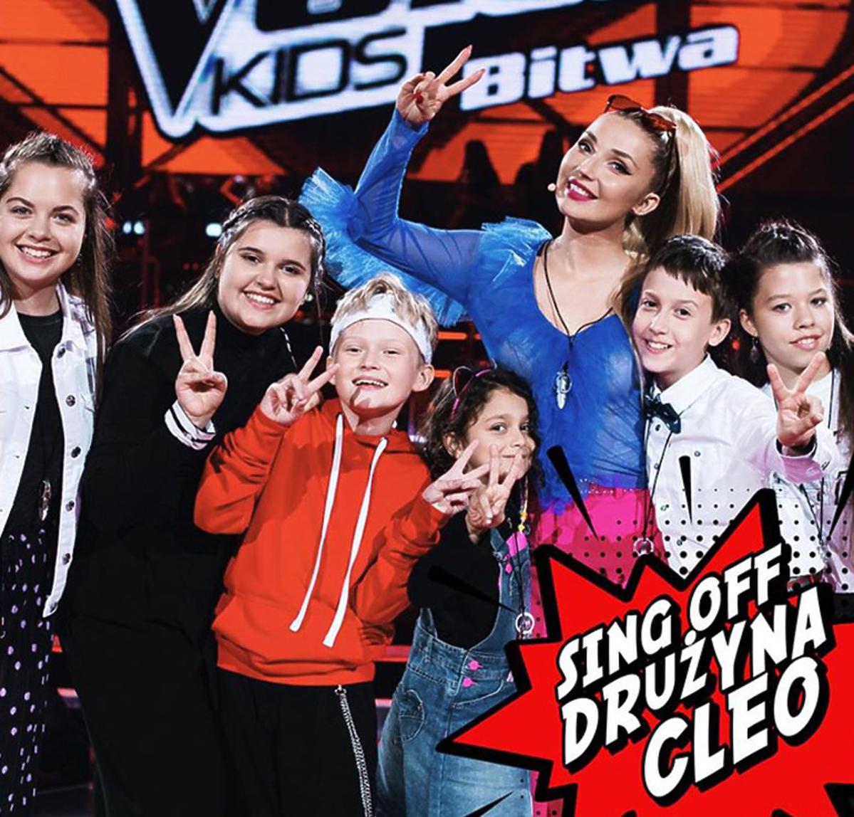 Cleo i jej drużyna