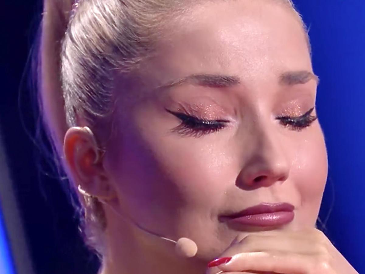 """Cleo płacze w """"The Voice Kids"""""""