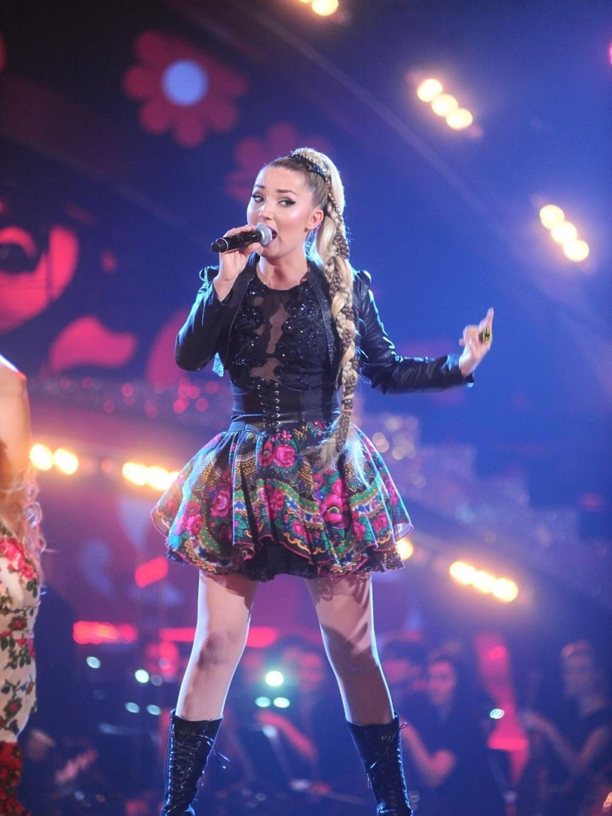 Cleo w finale Tańca z Gwiazdami