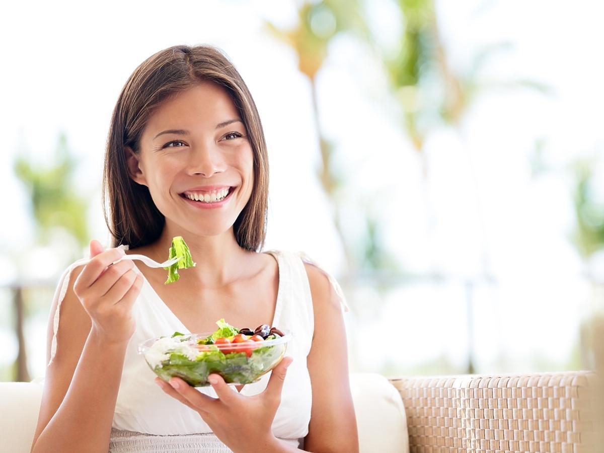 Co jeść na wiosnę?