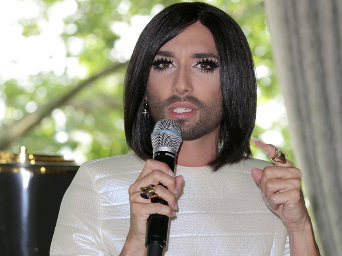 Conchita Wurst ma HIV