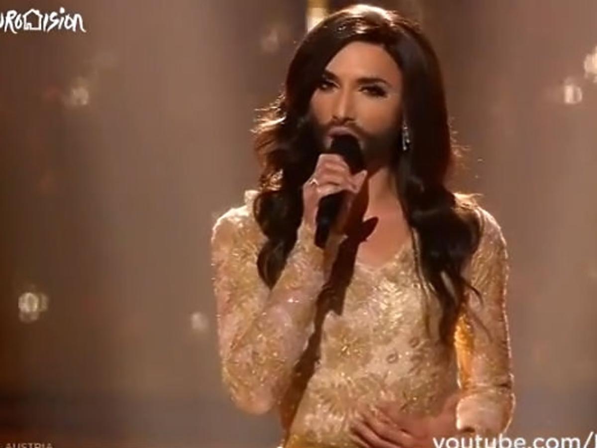 Conchita Wurst na Eurowizji