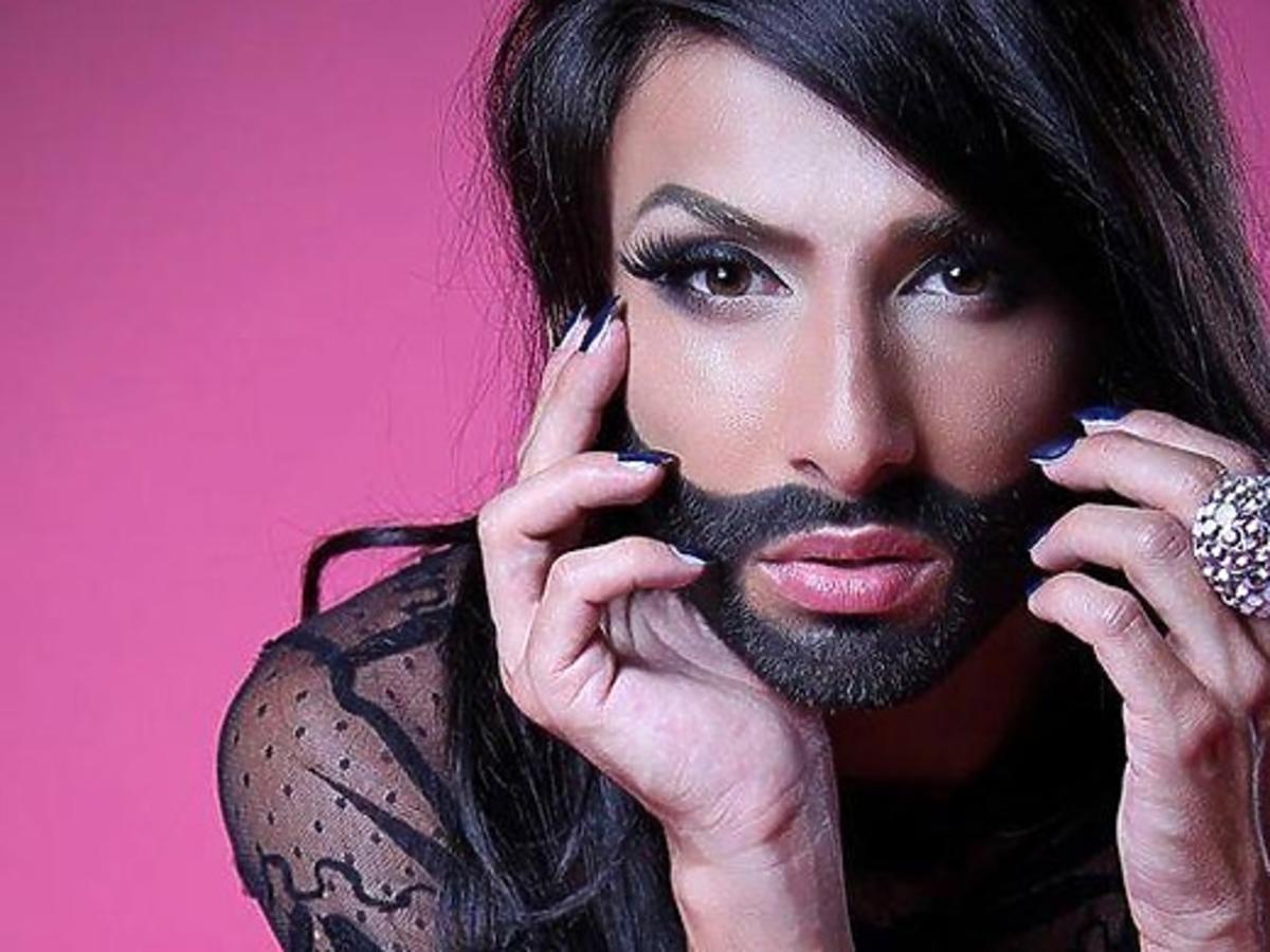 Conchita Wurst na konkursie Eurowizji 2014