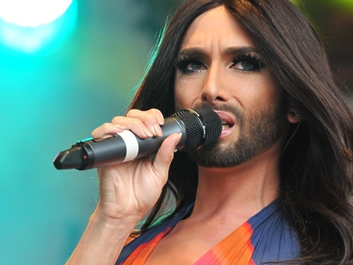 Conchita Wurst poprowadzi Eurowizję 2015