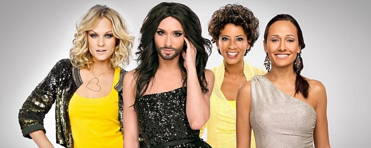 Conchita Wurst poprowadzi Eurowizję w Wiedniu