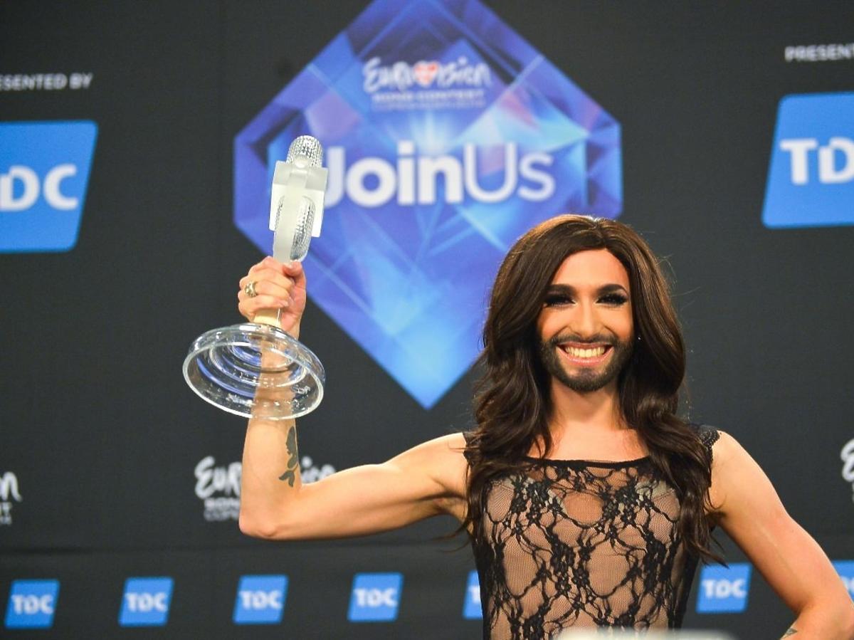 Conchita Wurst wygrała Eurowizję. Kobieta z brodą z Austrii wygrała Eurowizję 2014. Kim jest Conchita Wurst?