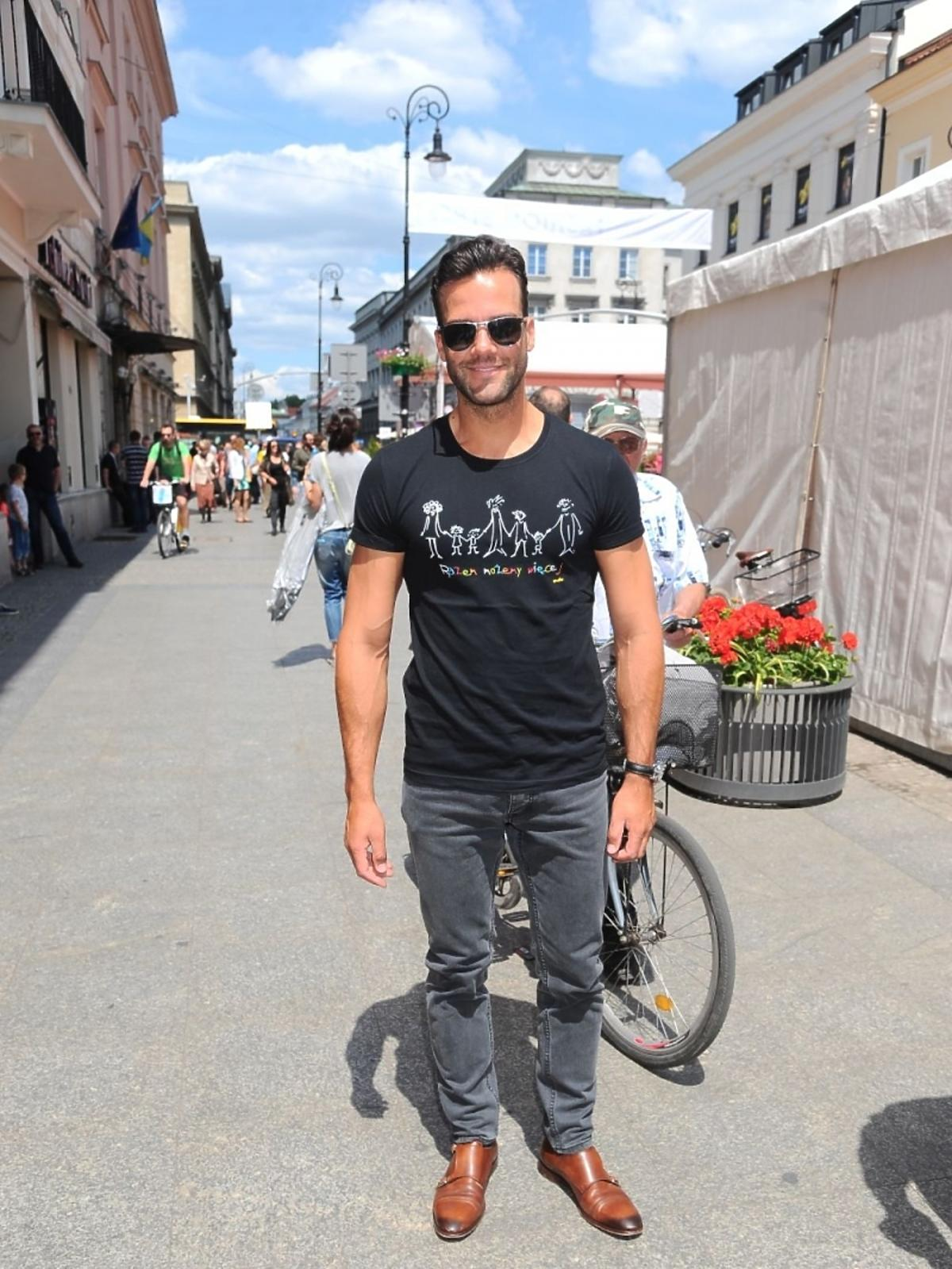 Conrado Moreno na Street Fashion