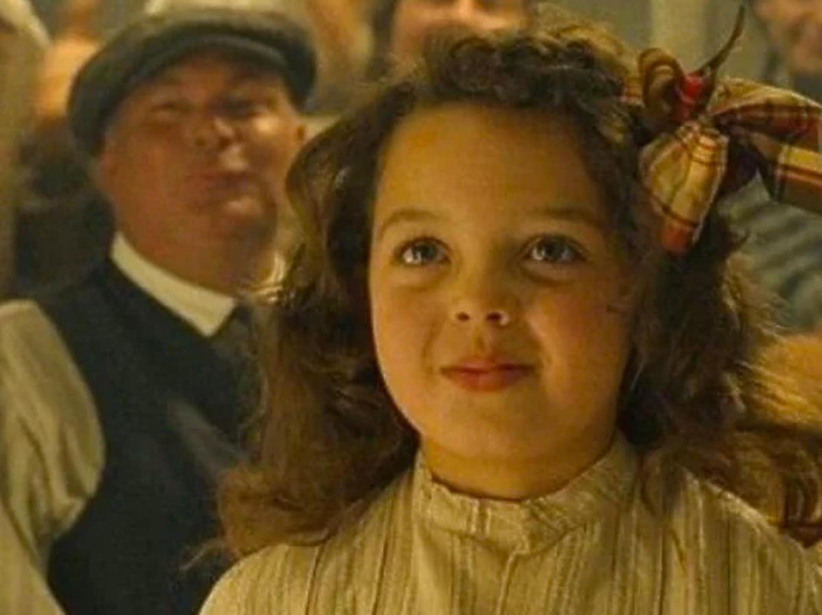 Cora Cartmell, dziewczynka która tańczyła z Jackiem w Titanicu