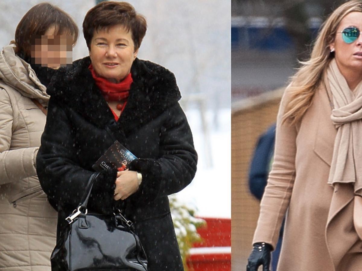 Córeczka Karoliny Ferenstein-Kraśko dostała prezent od Hanny Gronkiewicz- Waltz