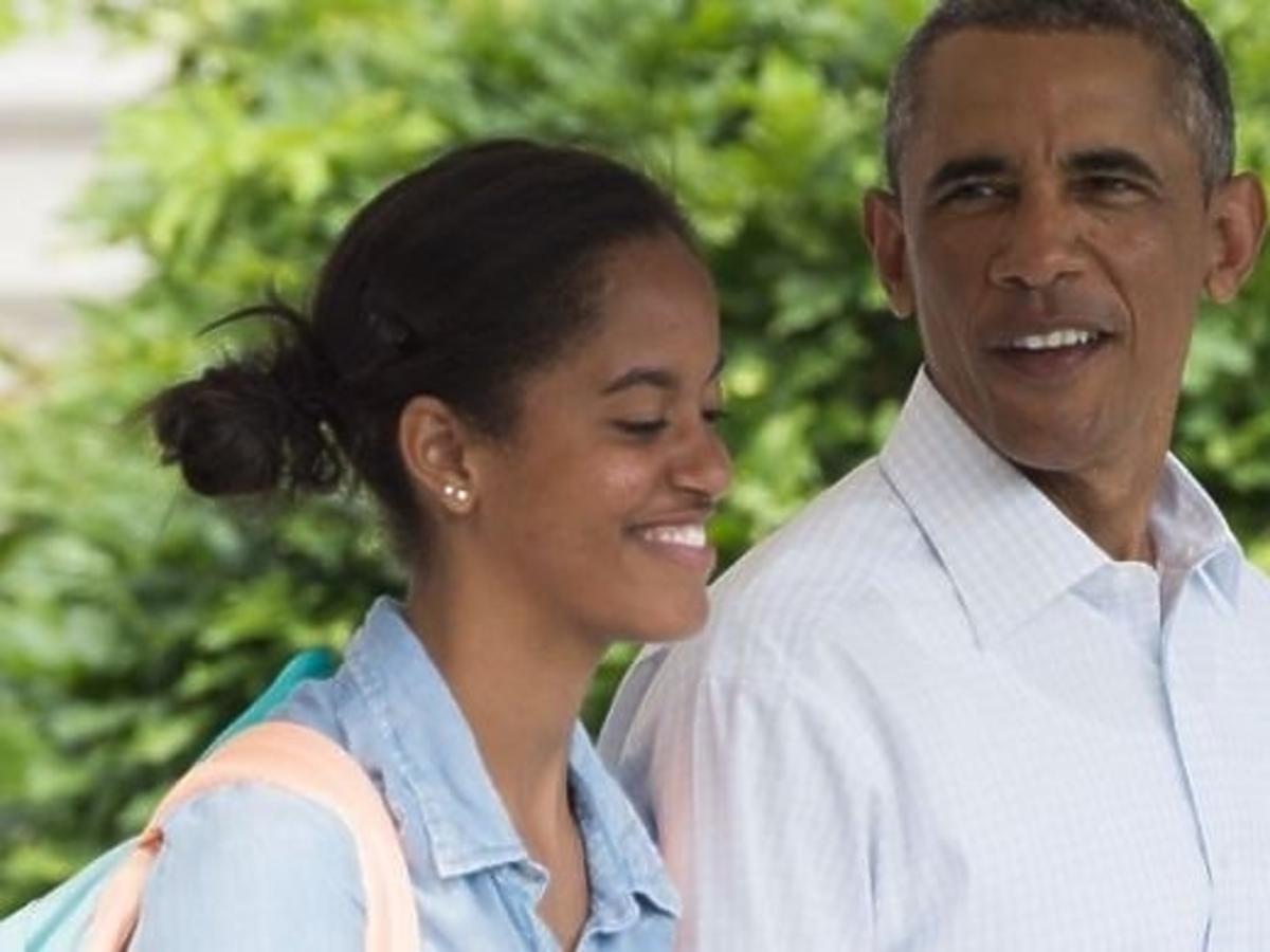 Córka Baracka Obamy znalazła wakacyjną pracę