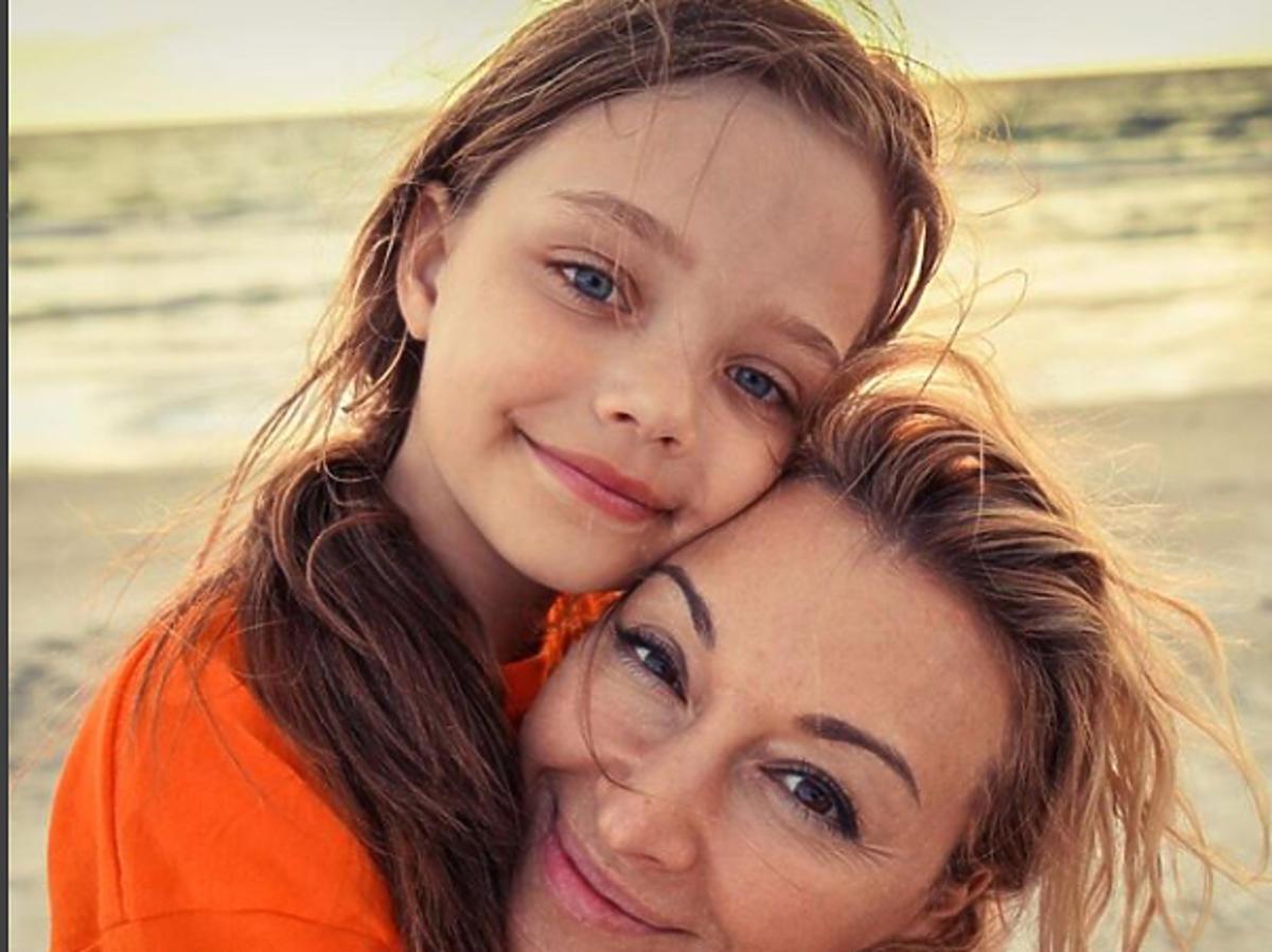 Córka Martyny Wojciechowskiej
