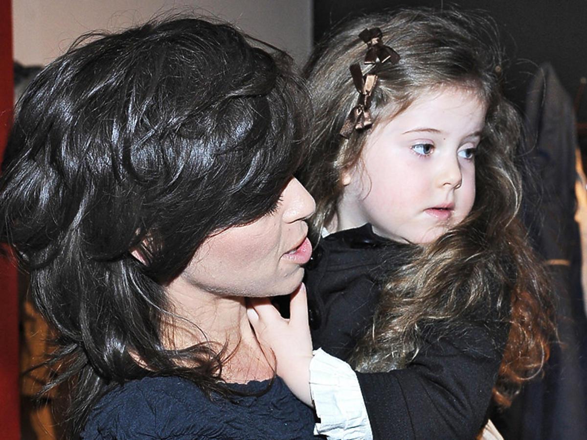 Córka Natalii Kukulskiej ma już 15 lat i jest niesamowicie podobna do mamy. Tak wygląda Anna Dąbrówka