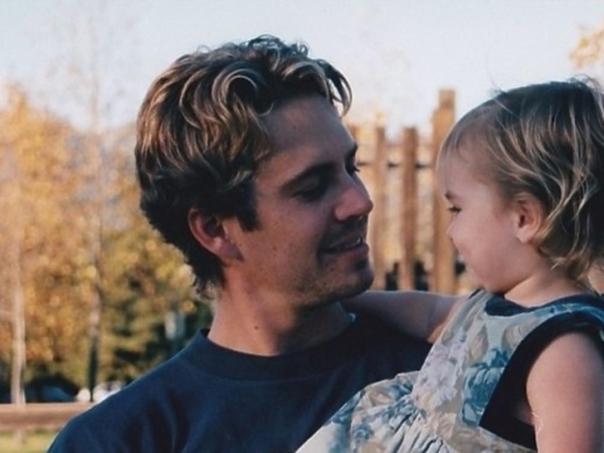 """Córka Paula Walkera wrzuciła zdjęcia na Dzień Ojca! """"Szczęśliwego Dnia Taty"""""""