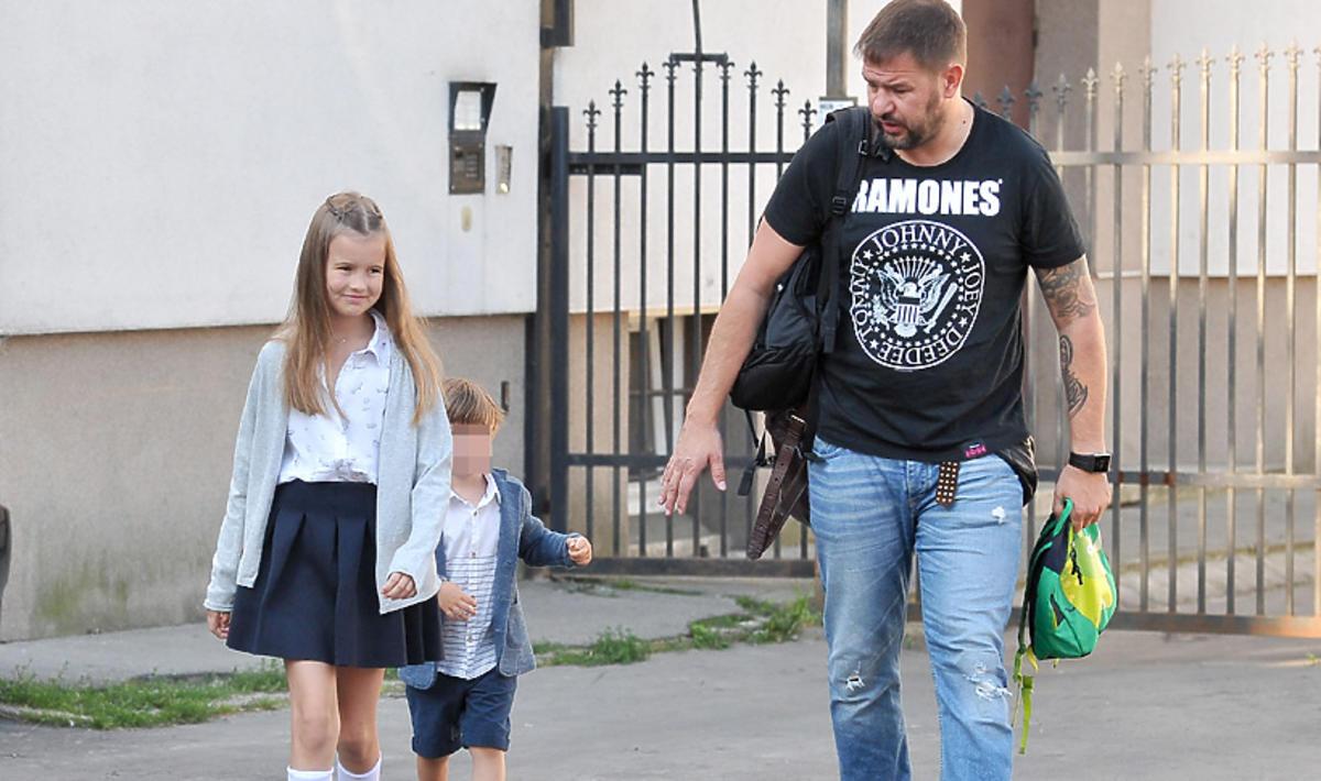 Córka Tomasza Karolaka zostanie aktorką?