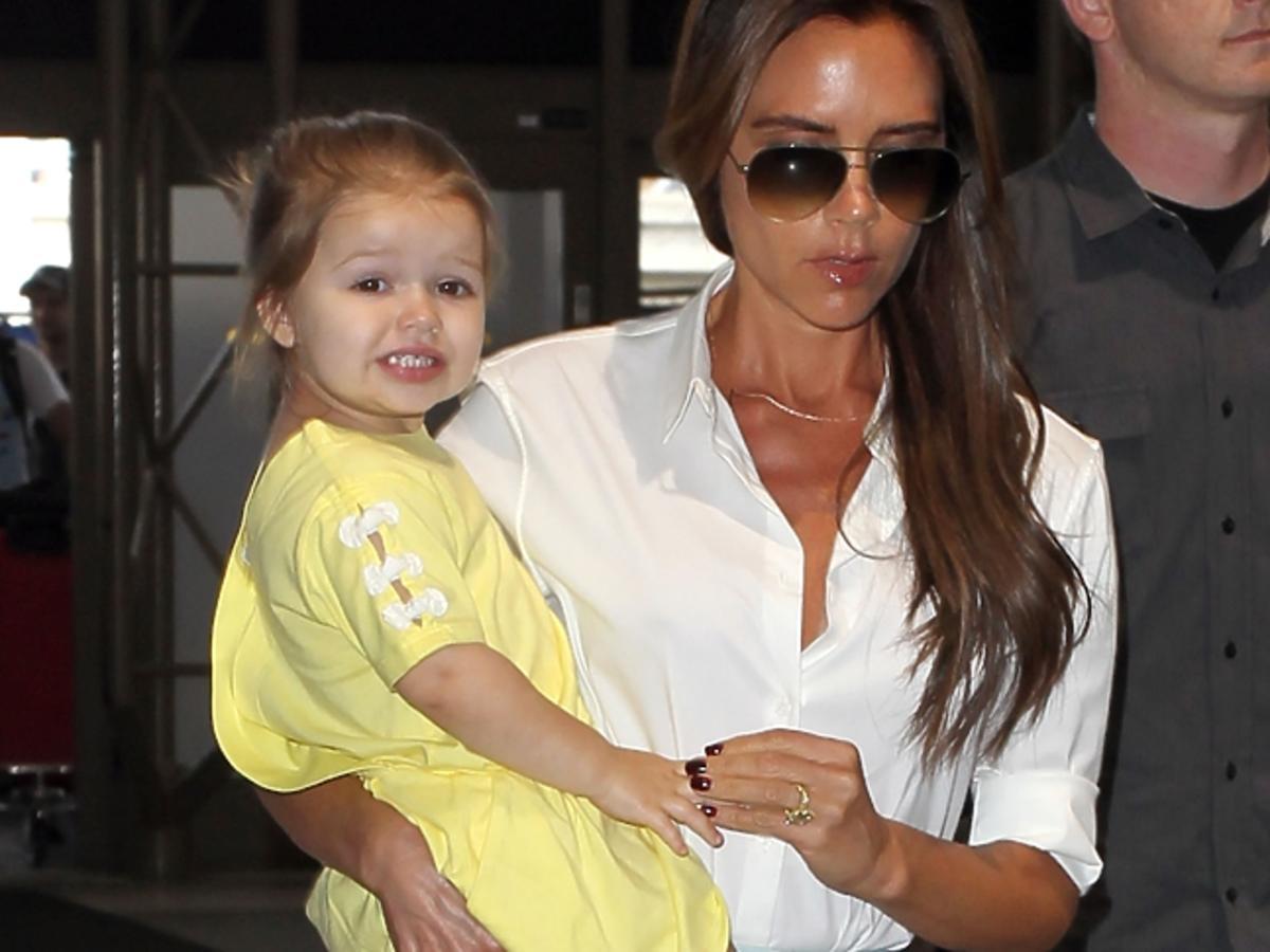 Córka Vicotrii Beckham została baleriną