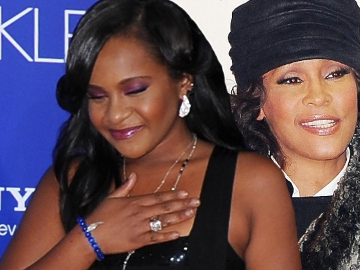 Córka Whitney Houston w szpitalu