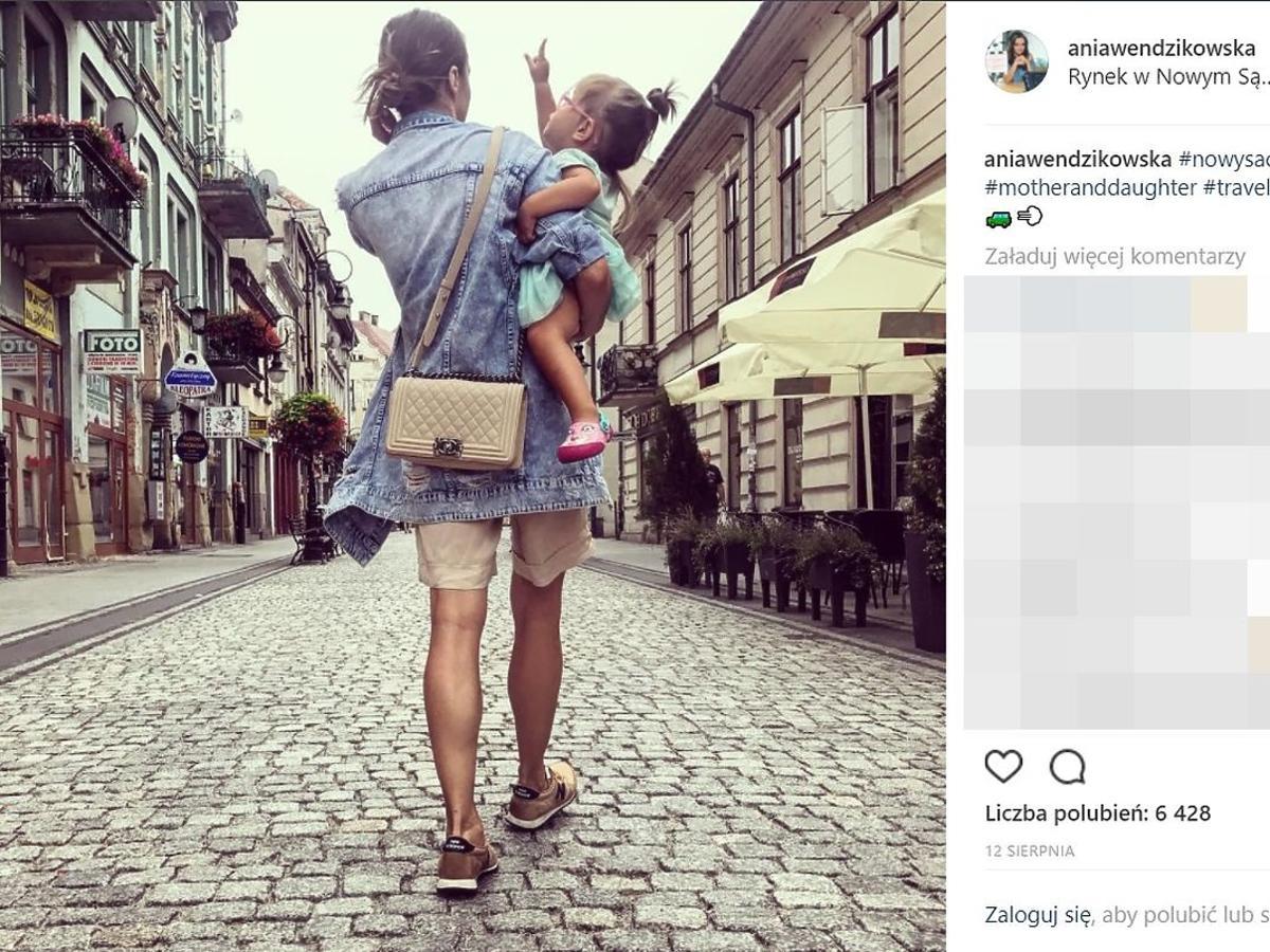 Córkę Anny Wendzikowskiej czeka operacja wady wzroku?