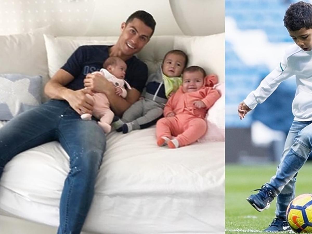 Cristiano Ronaldo, Cristiano Ronaldo Junior